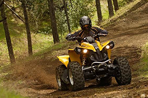 Off Road Vehicle Accident Law